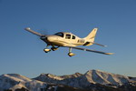 A Cessna 400 Corvalis TT in flight. (Cessna)