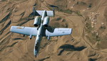 An A-10 over Afghanistan, (USAF/Staff Sgt Aaron Allmon)
