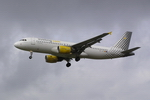 An Airbus A320 of Vueling airlines (Yannick de Bel)