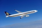 A Singapore Airlines A330-300 in flight. (Copyright Airbus SAS 2009/H Gousse)