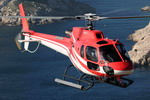 A Eurocopter AS 350 Ecureuil in flight. (Copyright Eurocopter/Patrick Penna)
