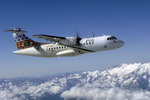 An ATR 42 in flight. (ATR)