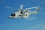 An AW101 of the Japan Maritime Self Defence Force. (JMSDF)