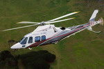 An AW109S Grand in flight. (AgustaWestland)