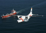 A CN-235 in flight. (EADS)