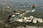 A Cougar Mk 1 in Bulgarian Air Force colours. (Eurocopter)