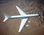 McDonnell Douglas DC-8 in flight (NASA)