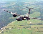A Canadian Air Force Buffalo in flight. (Canadian Forces photo)