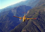 A Canadian DHC-5 Buffalo in flight. (Canadian Forces Photo)