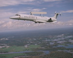 An Embraer EMB-145 in flight over what is most likely the Amazon jungle. (Embraer)