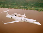 An Embraer EMB-145 AEWAC aircraft patrolling the Amazon. (Embraer)
