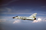 An F-106 Delta Dart from the 49th Fighter Interceptor Squadron in the 1980s. (DoD)