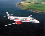 A BAe Jetstream 41S of  Eastern Airways. (Copyright BAE Systems)