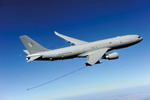 Royal Australian Air Force Airbus A330 Multi Role Tanker Transport (MRTT) in flight. (Copyright Airbus SAS)