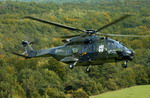NH Industries NH 90 TTH in flight. (Eurocopter)