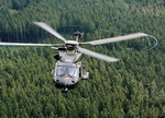An NH Industries NH 90 in flight. (Eurocopter)