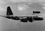 A Lockheed P-2V Neptune operated by the Royal Australian Air Force's No. 11 Squadron at RAAF Base Richmond. (RAAF)