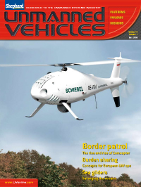 Unmanned Vehicles magazine