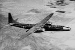 Convair's XB-46, which lost out to the slightly more capable North American B-45 Tornado. (USAF)